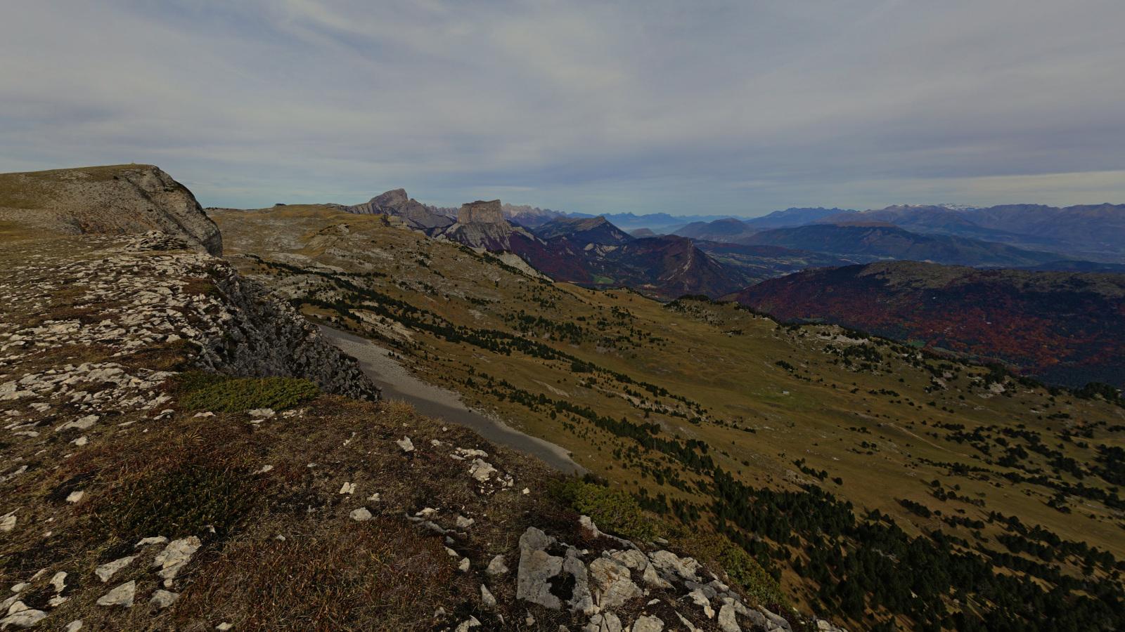 Montagnette, Vercors